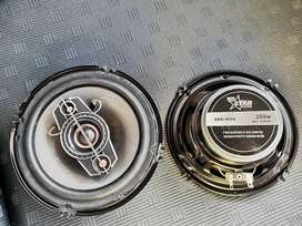"""STAR SOUNDS SPEAKERS 6"""""""