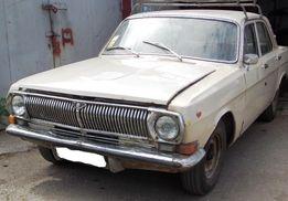 Кузов ГАЗ-24 Волга 1974г.