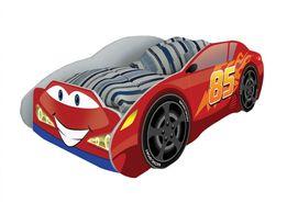 Łóżko w kształcie Samochodu wraz z materacem !