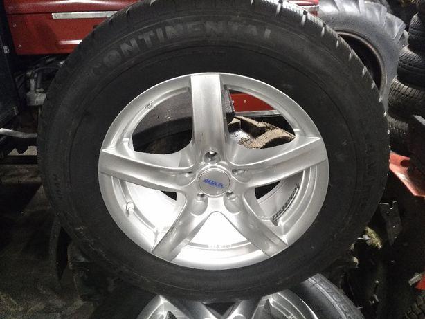 """Alu Felgi 17"""" + Opony Zimowe Audi Q5 Zobacz Idealne Mrągowo - image 2"""