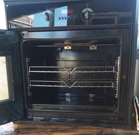 DEFY GEMINI 900 HOB AND OVEN PLUS EXTRACTOR