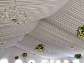 Decor services for weddings, parties and traditional events in Durban