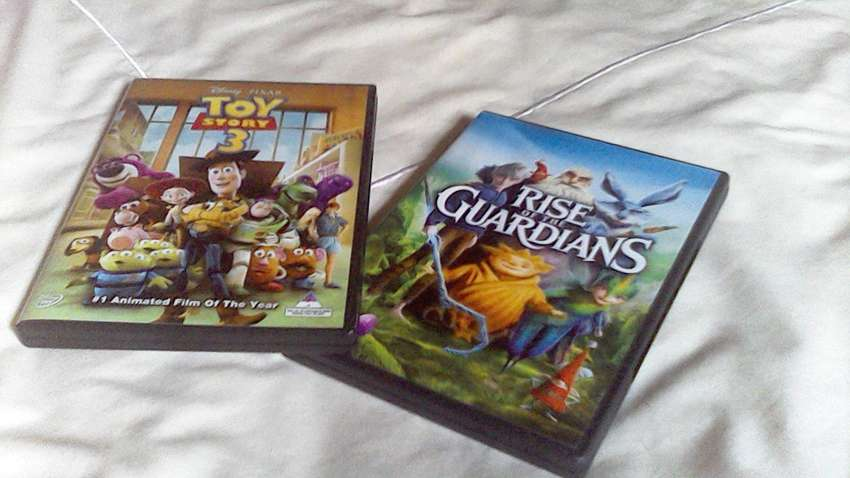 DVD Combo: Toy Story 3 and Rise of the Guardians 0