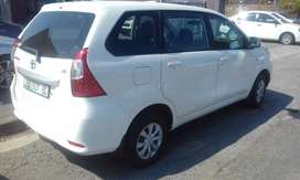 Avanza Installment from R4300 per month.