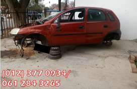 Opel new and used spares\parts-Corsa C stripping for parts