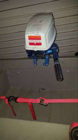 OUTBOARD MOTOR WANTED