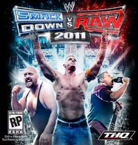 looking for ps2 wwe smackdown vs raw 2011