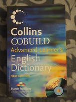 Słownik Collins Cobuild Advanced Learner's English Dictionary + CD