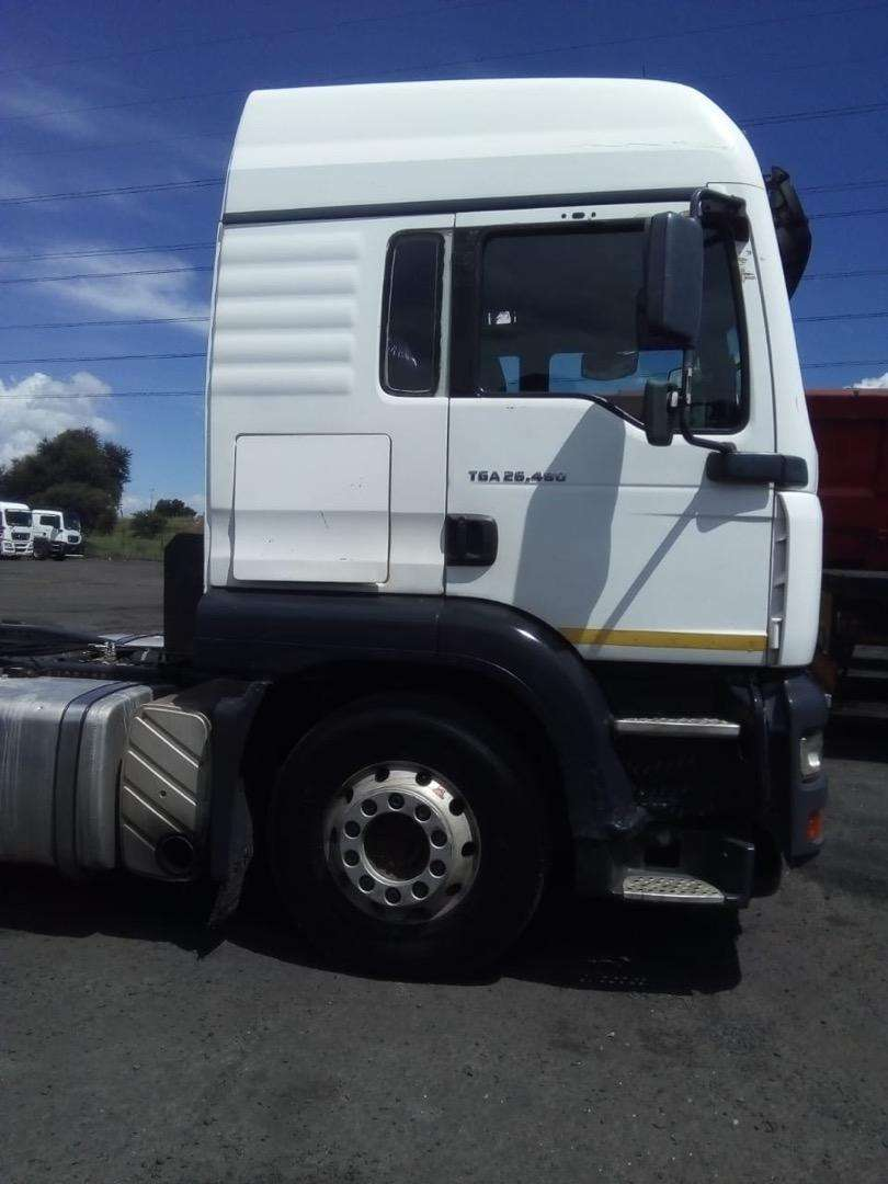 Diesel tga 26-480 in a good Condition 0