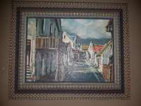 Image of Original framed oil painting