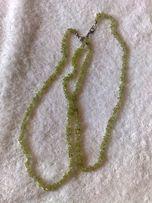 naszyjnik z jadeitu