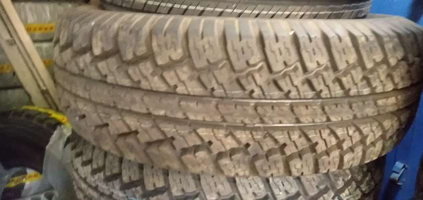 235/70/16 Maxtrek Tyre's is made in China 0