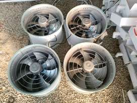 Three Phase Industrial Fans
