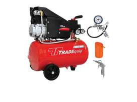 Tradequip HobbyAir 24L Direct Drive Air Compressor (MCFRC115)