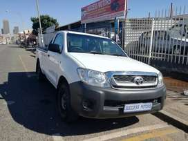 2010 Toyota Hilux 2.5 D4D single cab
