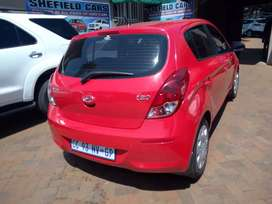 Hyundai i20 1.4 Fluid Hatchback Manual For Sale
