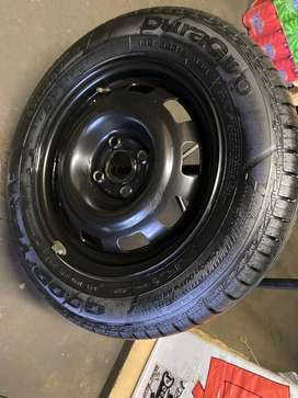 TYRE AND RIM (NEW) FOR SALE - 185/65/14
