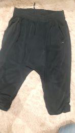 Spodnie 3/4 getry leginsy z niskim krokiem nike