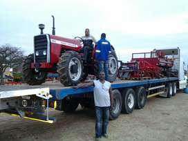 Good quality rebuild tractors and implements.