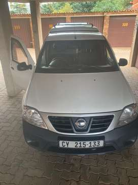 2011 nissan NP200 with 100% accident free