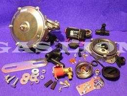 Комплект ГБО2 на карбюраторный мотоцикл + МОНТАЖ оборудования GAS LION