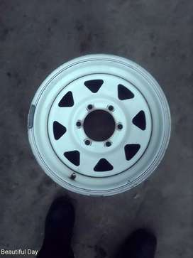 """Rims 14"""" and 15"""" 6 holes"""