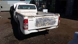 Toyota Hilux 2.0 VVTI (STRIPPING FOR PARTS ONLY)