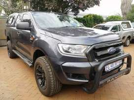 Ford Ranger 2.2 6speed Hi-Rider Club Cab Bakkie Manual For Sale
