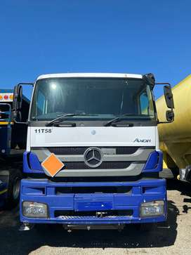 Save Big Now And Get This Mercedes Benz Axor 3340  Before Month End