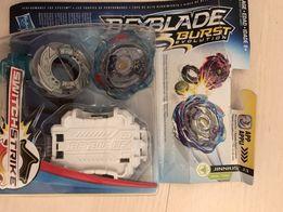 Beyblade Burst Evolution SwitchStrike Starter Pack Jinnius J3
