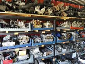 Durban Auto World. Engine and gearbox spares