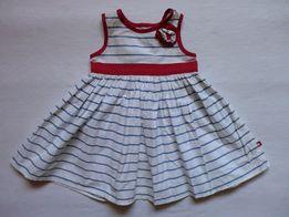 Нарядный комплект (платье + трусики под памперс) Mothercare