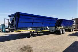 34 Ton Side Tippers
