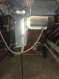 Image of boss 12 in table saw