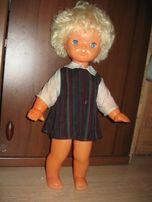 Большая старая Московская кукла 54 см. на резинках