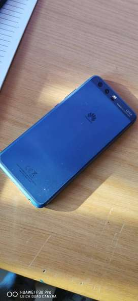 Huawei P10 for sale Coral blue with box and charger