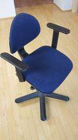 Krzesło / fotel biurowy obrotowy na kółkach IKEA