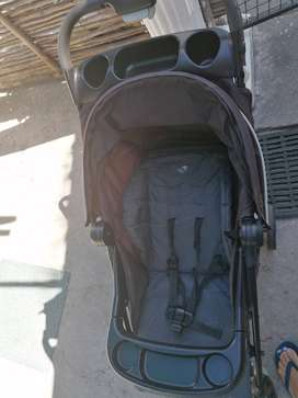 Joie Muze Travel Pram