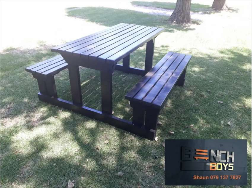 Canteen, restaurant,take away,pub and braai benches 0