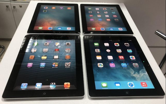 Apple iPad 2 16GB WiFi+3G(CDMA) Black Оригинал Магазин Черкассы - изображение 1