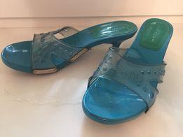 Туфли шлёпанцы для бассейна пляжа оригинал Италия