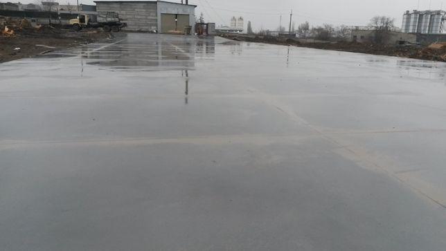Промышленные бетонные ПОЛЫ Одесса - изображение 5