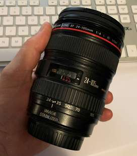 Canon EF 24-105mm f/4L IS USM Lens, replacement over R15000