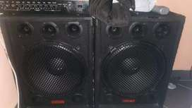 15;inch sub with amp