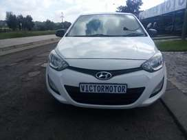 2014 Hyundai i20 manual 65 000km for sale