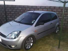 My Ford fiesta