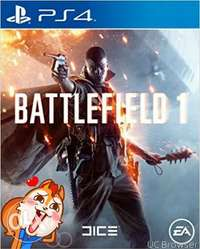 Battlefield 1 ps4 game Trade in 0