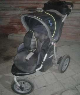 2nd Hand 3 Wheeler Stroller