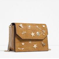 Продам сумку Zara пчёлы и жучки тренд сезона