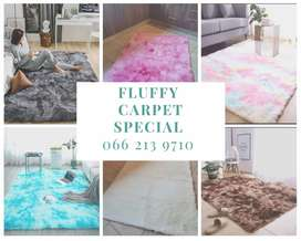 Fluffy Carpets Special